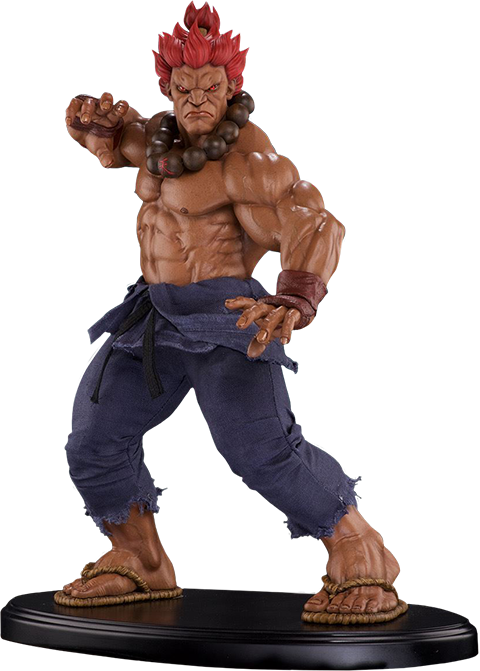 PCS Collectibles Akuma 10 Year Classic Statue