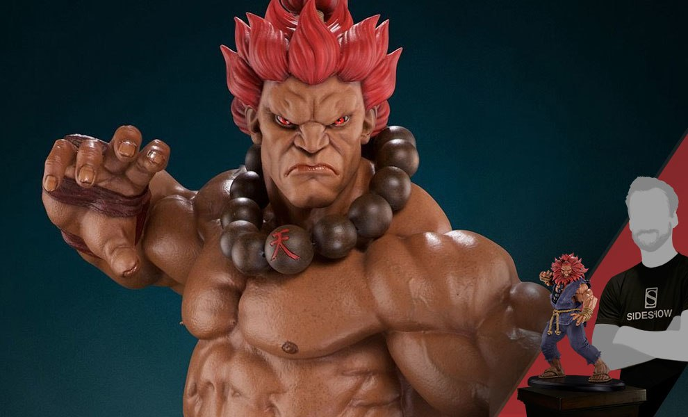 Gallery Feature Image of Akuma 10 Year Deluxe Statue - Click to open image gallery