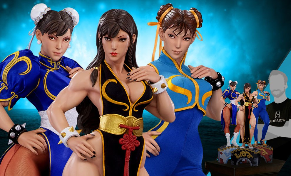 Gallery Feature Image of Chun-Li Legacy Collectible Set - Click to open image gallery