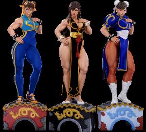 Chun-Li Legacy Collectible Set