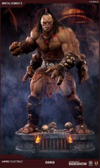 Gallery Image of Goro Statue