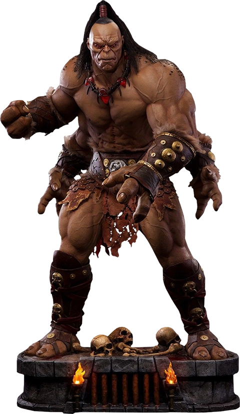 PCS Collectibles Goro Statue