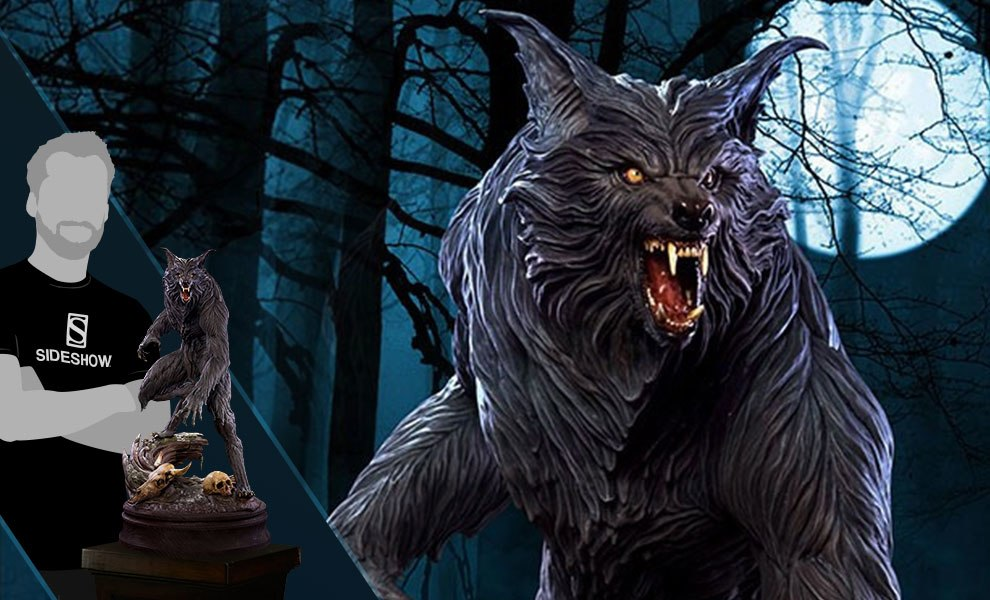 Gallery Feature Image of The Howling Statue - Click to open image gallery