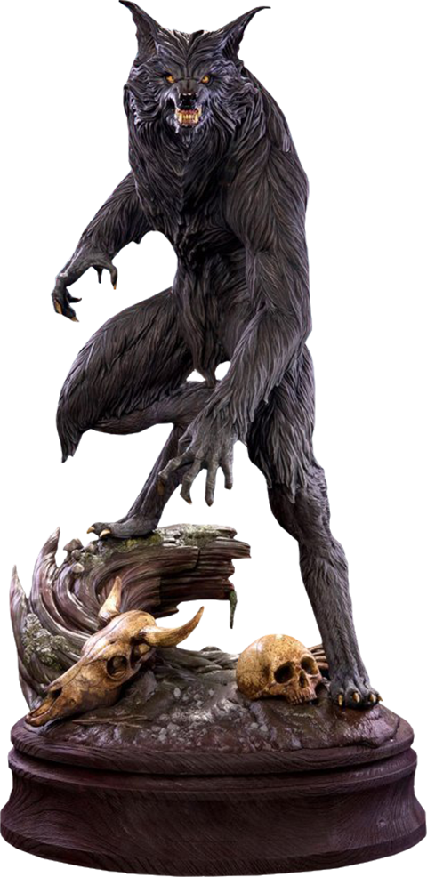 Pop Culture Shock The Howling Statue