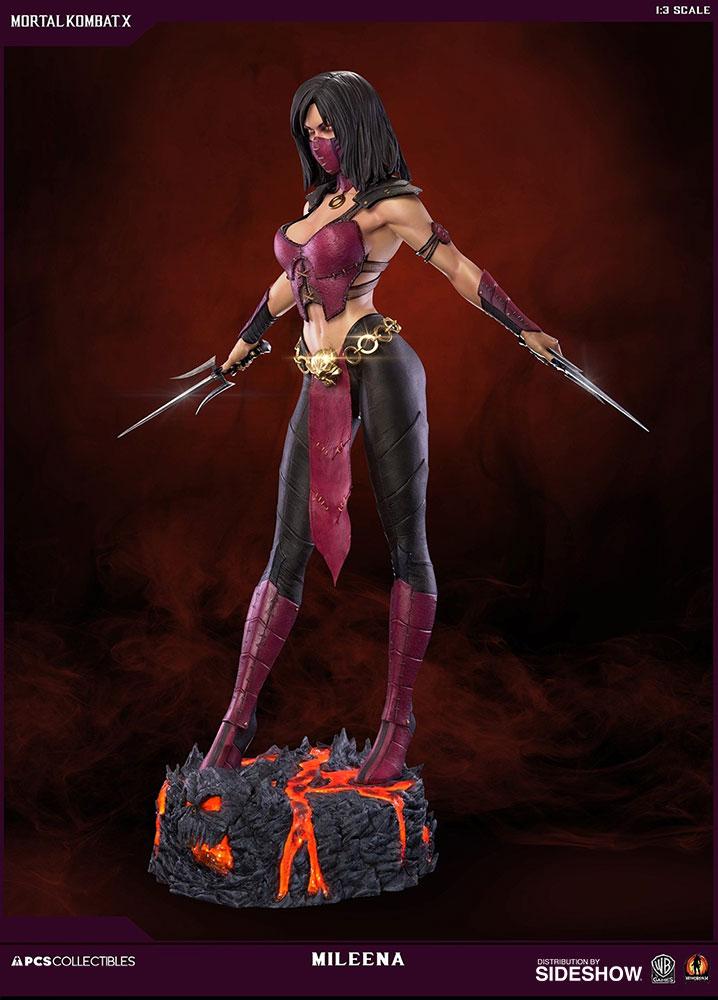 Mortal Kombat X - Mileena 1/3 Scale Statue | Pop Culture