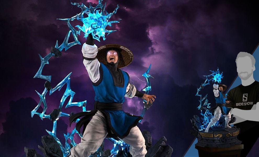Gallery Feature Image of Raiden Legacy Statue - Click to open image gallery