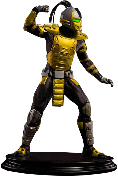 PCS Collectibles Cyrax MKX Statue