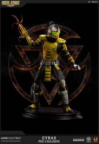 Gallery Image of Cyrax MKX Statue