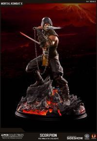 Gallery Image of Scorpion Statue