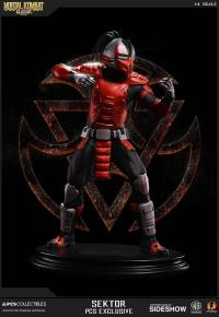 Gallery Image of Sektor Statue