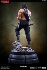 Gallery Image of Rambo Statue