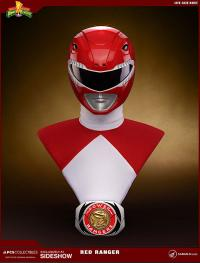 Gallery Image of Red Ranger Life-Size Bust