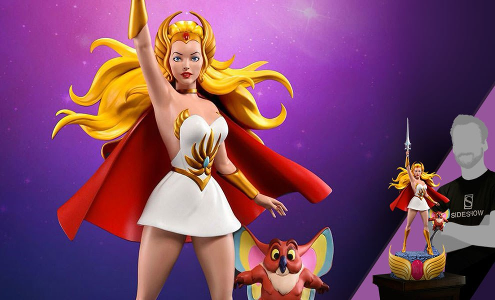 Gallery Feature Image of She-Ra Statue - Click to open image gallery