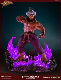 Gallery Image of Shin Akuma 10 Year Ultimate Statue