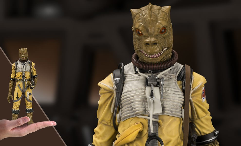 Gallery Feature Image of Bossk Statue - Click to open image gallery