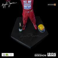 Gallery Image of Ayrton Senna 1988 Japan GP Statue