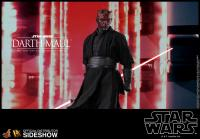 Gallery Image of Darth Maul Sixth Scale Figure