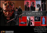 Gallery Image of Darth Maul Special Edition Sixth Scale Figure