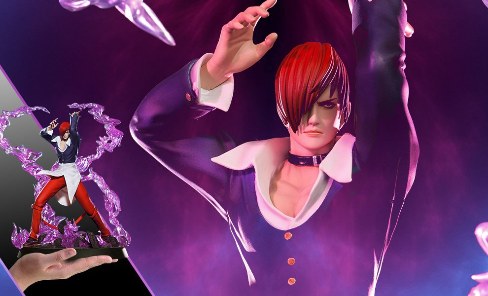 Gallery Feature Image of Iori Yagami Statue - Click to open image gallery