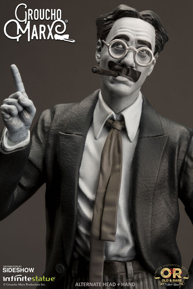 3a4d530edb Groucho Marx Productions Inc Groucho Marx Statue by Infinite ...