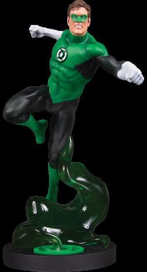 Green Lantern Statue