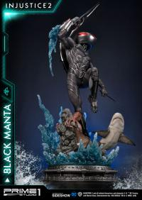 Gallery Image of Black Manta Statue