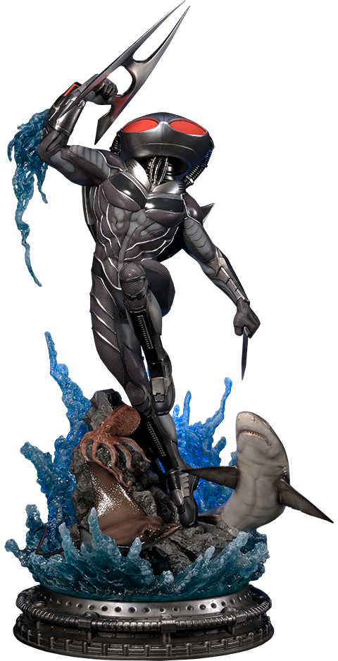 Prime 1 Studio Black Manta Statue