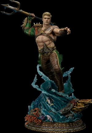 Aquaman Statue
