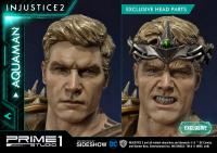 Gallery Image of Aquaman Statue