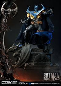 Gallery Image of Knightfall Batman Statue