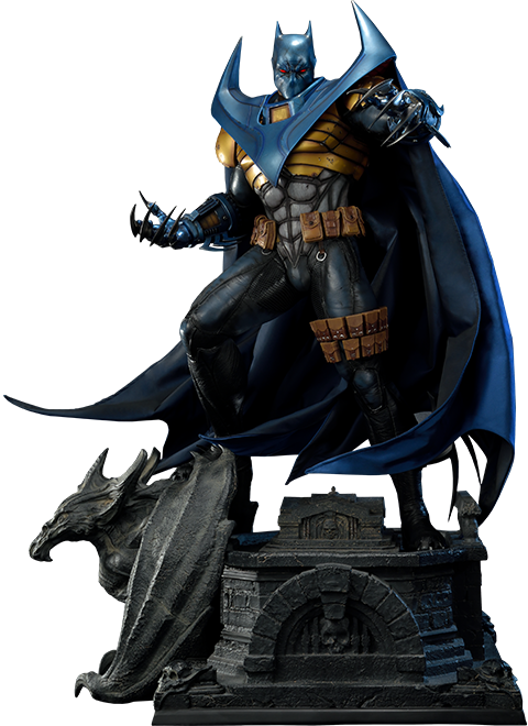 Prime 1 Studio Knightfall Batman Statue