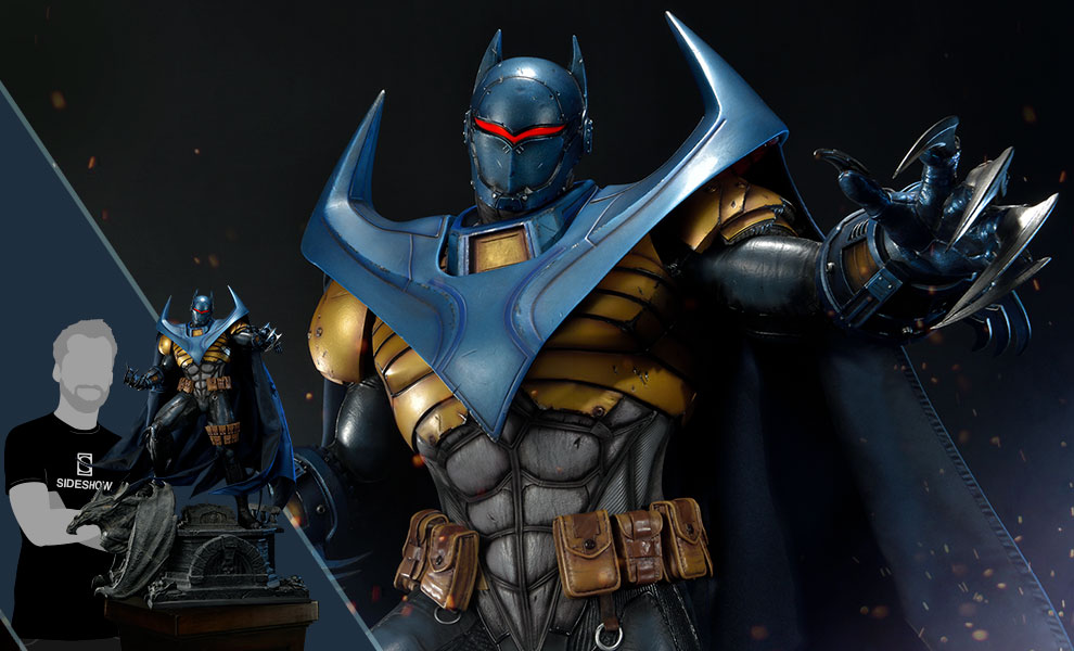 Gallery Feature Image of Knightfall Batman Statue - Click to open image gallery