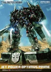 Gallery Image of Jetpower Optimus Prime Statue
