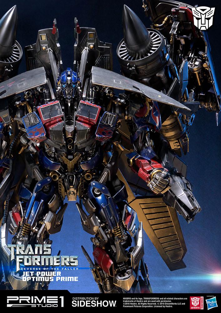Transformers Jetpower Optimus Prime Statue By Prime 1 Studio