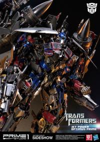 Gallery Image of Jetpower Optimus Prime Statue