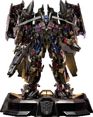 Jetpower Optimus Prime Statue