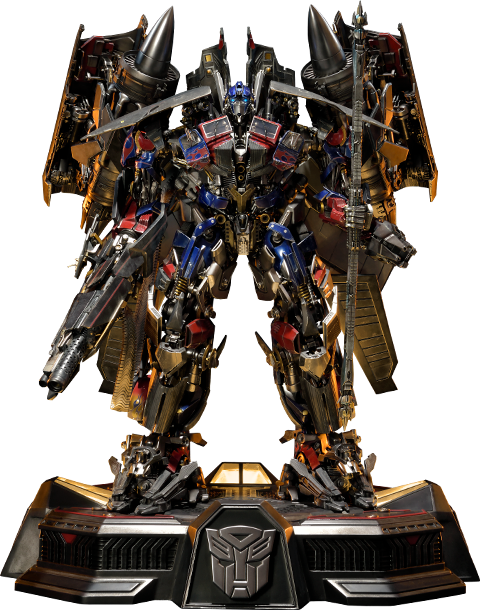 Prime 1 Studio Jetpower Optimus Prime Statue