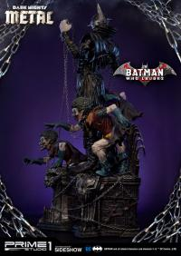 Gallery Image of Batman Who Laughs Deluxe Version Statue