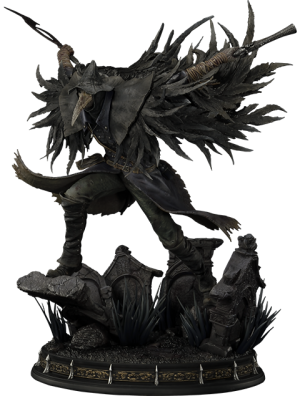 Eileen the Crow Statue