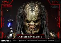Gallery Image of Fugitive Predator Deluxe Version Life-Size Bust