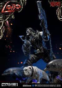 Gallery Image of Lobo Deluxe Statue