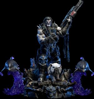 Lobo Deluxe Statue