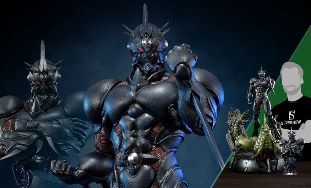 Gallery Feature Image of Guyver III Ultimate Version Statue - Click to open image gallery