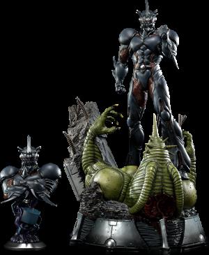 Guyver III Ultimate Version Statue
