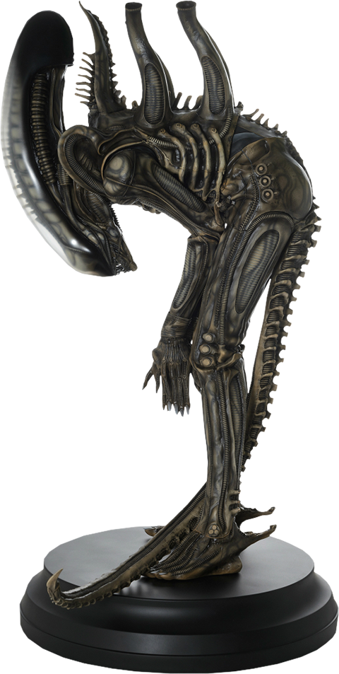 Mamegyorai Alien Big Chap Statue