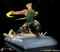 Gallery Image of Guile Diorama