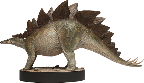 Chronicle Collectibles Stegosaurus Maquette