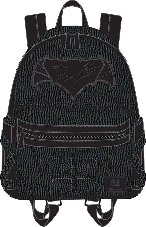0e20c6bbd7 DC Comics Batman Mini Backpack Apparel by Loungefly