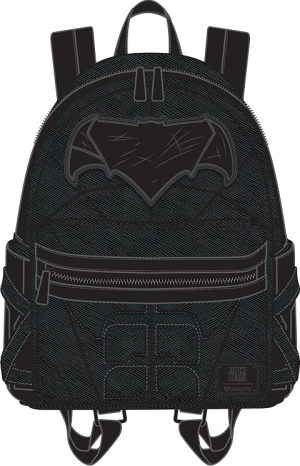 68045d8f2817 DC Comics Batman Mini Backpack Apparel by Loungefly
