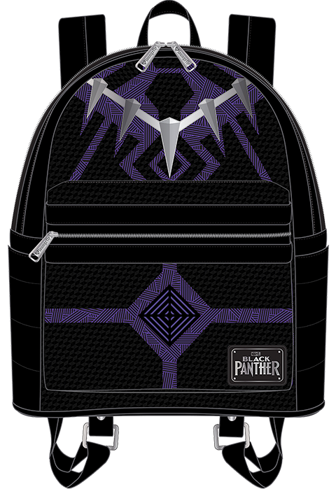 Loungefly Black Panther Mini Backpack Apparel